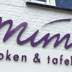 Metamorfose voor Mimi koken & tafelen