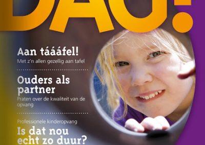 Nummereen Kinderopvang informeert en inspireert met nieuw magazine