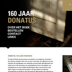 Jubileum-website Donatus