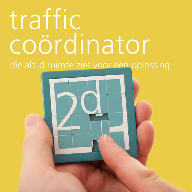 Gezocht: traffic coördinator