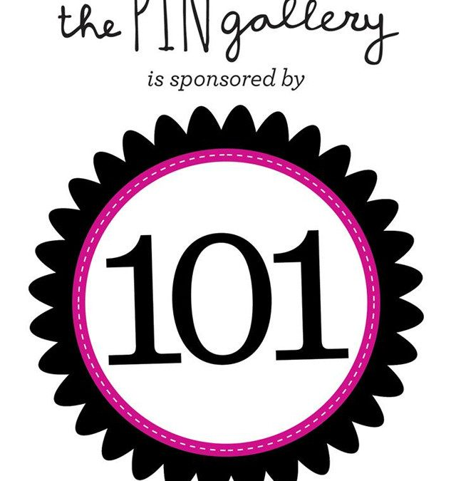 101 woonideeën blogt over The PIN Gallery