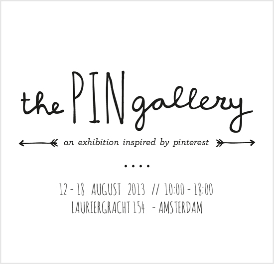 2d te zien bij de Pin gallery
