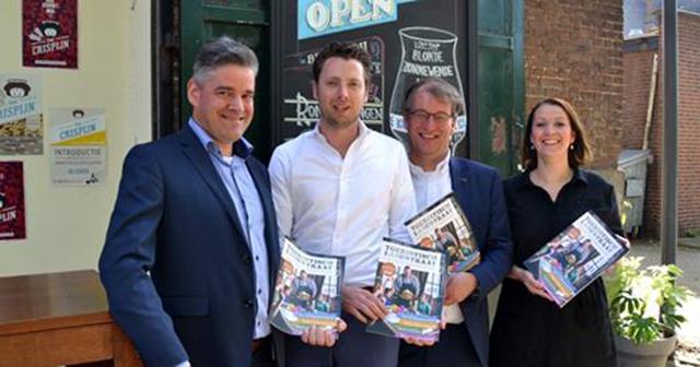 Magazine Toeristisch Langstraat editie 2018 gelanceerd